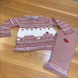 DEUX PAR DEUX Knit 🧶 Dress Pants Set Size 30 M